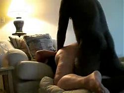 very dirty talking thick white girl being a black cock whore
