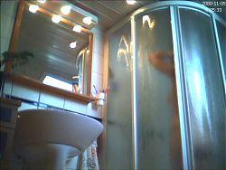 NEW BEST Amateur teen hidden shower cam voyeur spy nude bbw