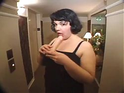 BBW Head #350 The Slutty Fat cheating Bitch needs Help