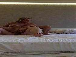 Busty in hotel